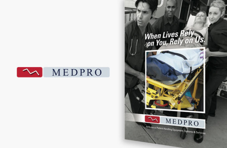 Brochure Design for Medpro