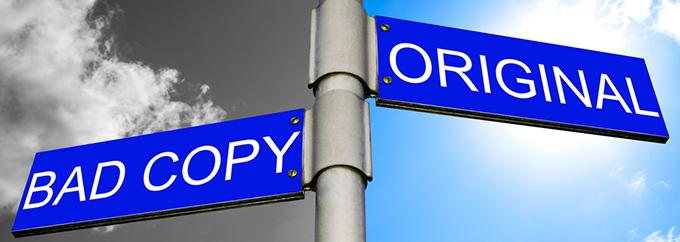 plagiarism signpost