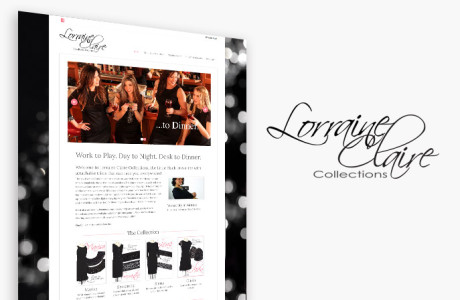 Ecommerce website for online fashion retailer