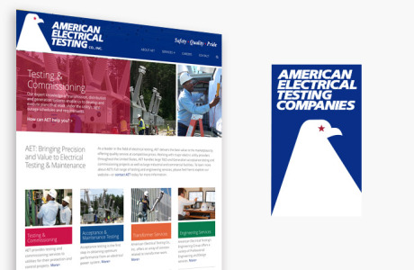 American Electrical Testing Co Website title